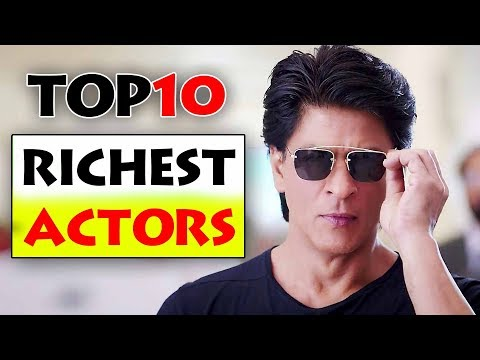 Top 10 Most Richest Bollywood Actors List 2016-2017