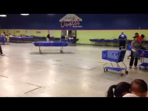 What To Expect Shopping at Goodwill Outlet Indianapolis ~ First Impressions & Tips