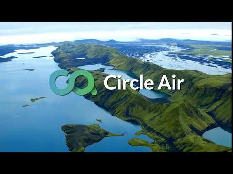 Circle Air - Iceland from Above