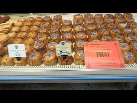 Mrs King's Melton Mowbray Pork Pies Borough Market London