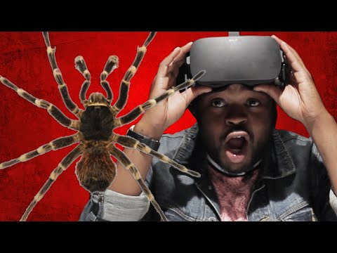People Face Their Fears in Virtual Reality Pt. 1