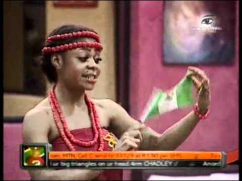 Big Brother Africa Amplified  - Presentation  Nigeria.