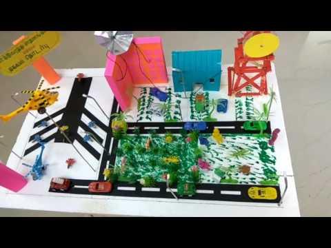Transportation and communication project model