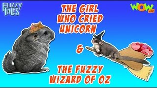 The Girl Who Cried Wolf | Wizard of Paws - Fuzzy Tales in Hindi |Bedtime Stories |Animated Series