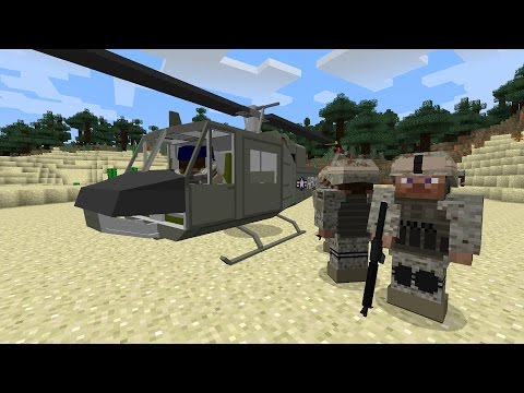 Minecraft WW2 - THE VILLAGE SEIGE! - S1E11 (Heroes and