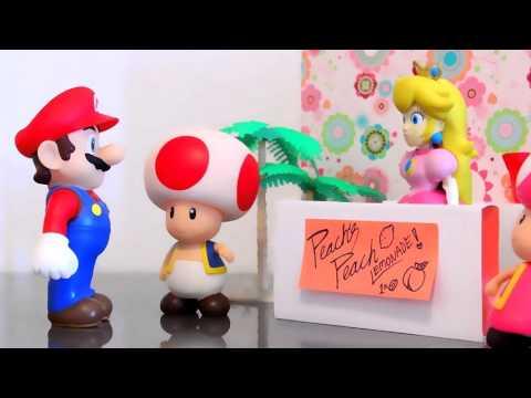 Mario Fables - Peach's Lemonade (Ep. 29)