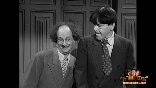 The Three Stooges: Who Done It?