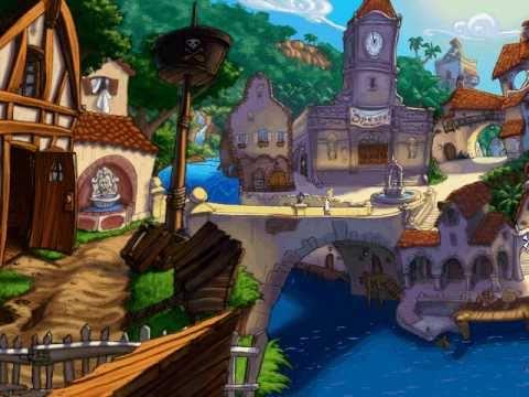 Monkey Island 3: The Curse of Monkey Island Walkthrough part 4