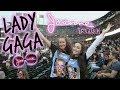 WE SAW LADY GAGA BACKSTAGE!!! | Lady Gaga Joanne Tour 2017 | life of jsilva special edition vlog :)