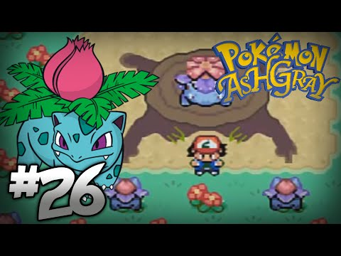 Let's Play Pokemon: Ash Gray - Part 26 - Solar Beam