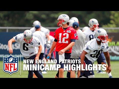 New England Patriots Minicamp Highlights | NFL