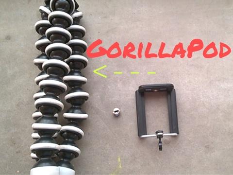 Mobilegear Gorillapod Review !!
