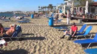 Kato Paphos & beach, Cyprus