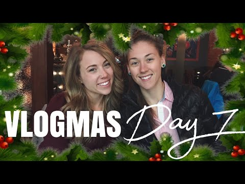 VLOGMAS DAY 7 | WE HAVE EXCITING NEWS!