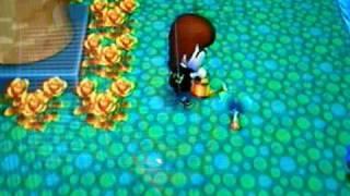 Animal Crossing City Folk Money Tree