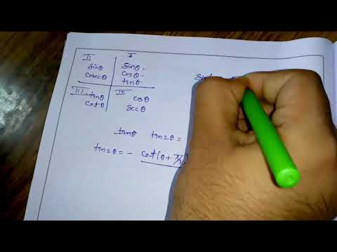Principal and genral olution of trigonomatric function