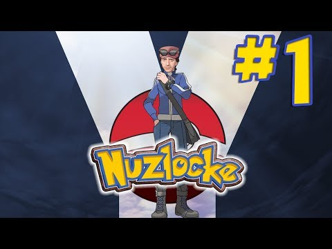 Pokemon Y Blind Nuzlocke - PART 1: New Beginnings