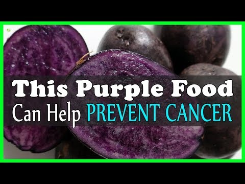 This Purple Food Has Been Found To Help Prevent Cancer! - How To Prevent Cancer With Food?