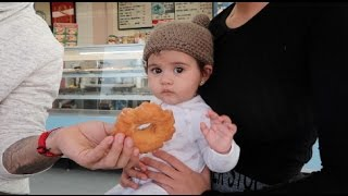 HILARIOUS DONUT CHALLENGE!!! (ACE FAMILY EDITION)