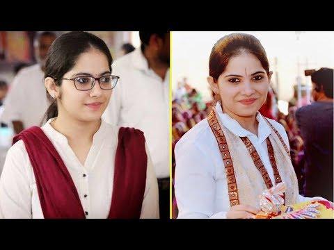कौन है ये खूबसूरत युवा साध्वी, जिसके 21 की उम्र में हैं लाखों भक्त? | Jaya Kishori LIfe Story