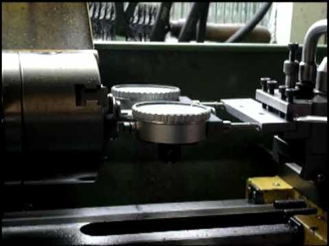 Setting An Angle On The Lathe Compound (easy way)