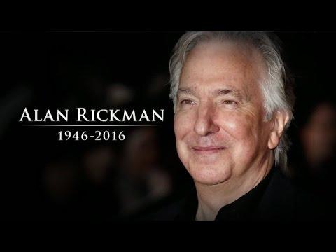 Alan Rickman's most memorable characters