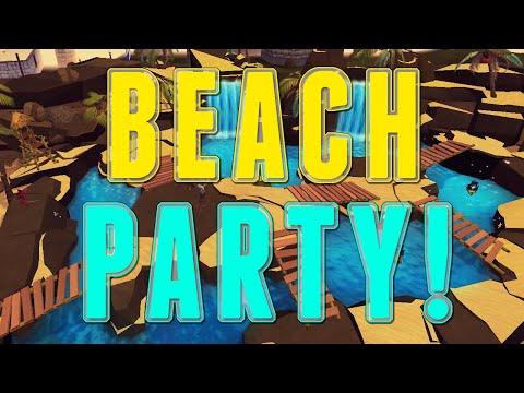 Runescape 3 - Lumbridge Beach Party! - First Look