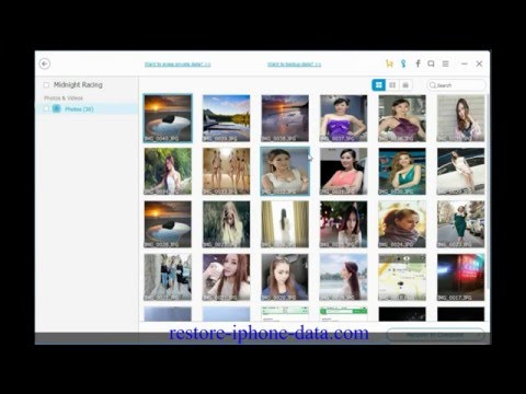 How to Recover Pictures from Broken Samsung Galaxy