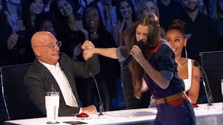 Courtney Hadwin: Rock Star 14-Year-Old Comeback | America's Got Talent: The Champions