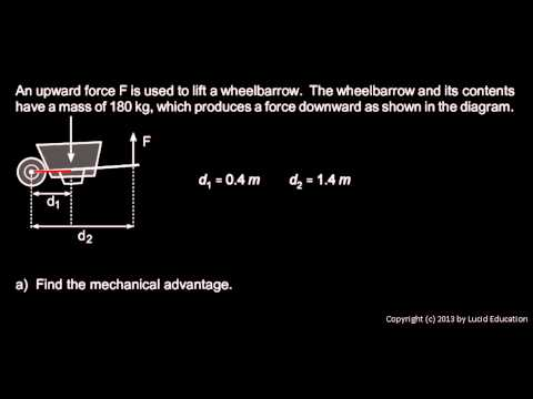 Physical Science 4.2h - Lever Example 3