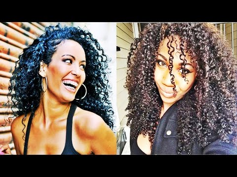 Latest Beautiful Curly Braid Hairstyles for African American Women