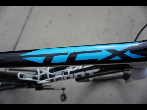 2016 Giant TCX Advanced Pro 1 Review - First Look