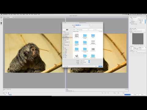 How to Batch Save for Web on Photoshop CC 2014