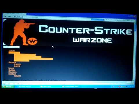 How to download counter strike global offensive new version for free.
