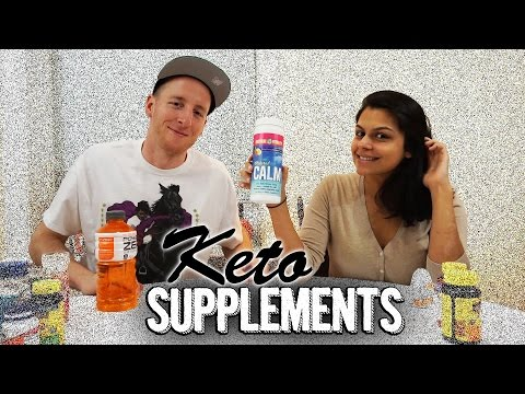 Keto Supplements Video | What Supplements We Use and Why | Keto Supplement Recommendations