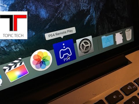 How to play PS4 Games on Mac or Windows PC