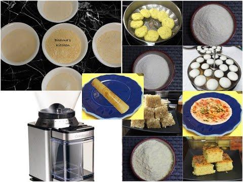 Homemade Khaman, Dhokla, Handvo, Idli Dosa flour mix by Bhavna