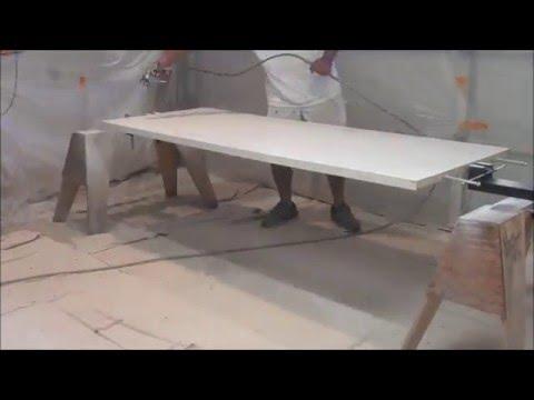 Heavy Door Painting System