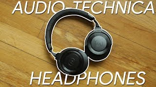 Audio-Technica ATH WS990BT hands-on