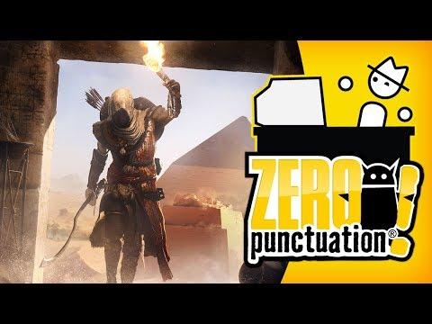Assassin's Creed Origins (Zero Punctuation)