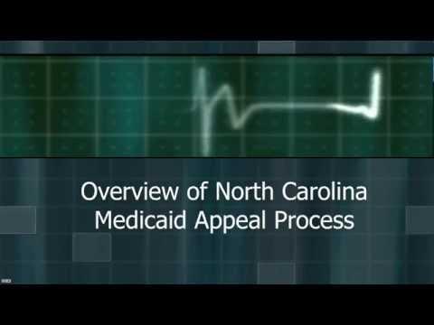North Carolina Medicaid Appeals Process