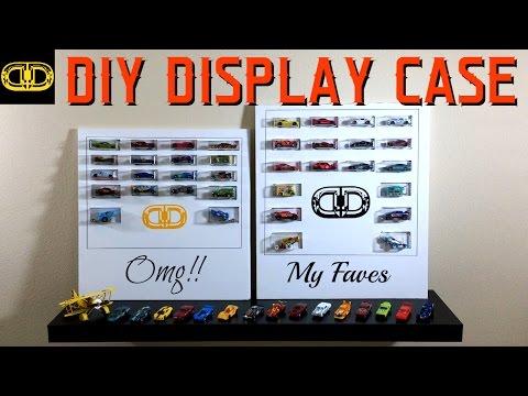 Diecast DIY: Display Case