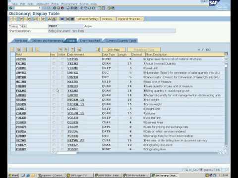 Smartforms document(Smart forms)