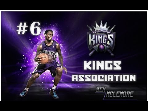 NBA 2K14 - Sacramento Kings Association | Final Game of the Season VS Kobe Bryant & The SUNS? | EP6