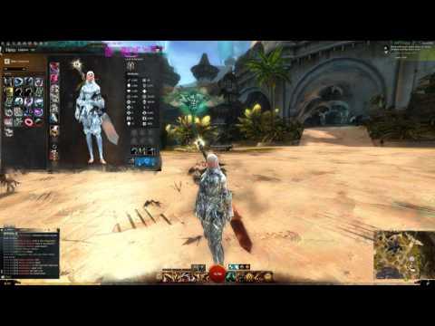 GW2 Heavy legendary armor +infused  effect