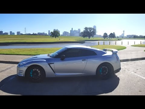 Success is What You Make It. [Custom Nissan GTR]