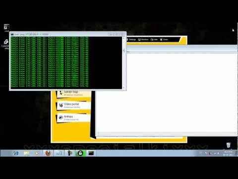 How to do a DDOS attack to a website