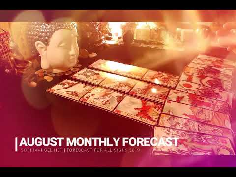 VIRGO AUGUST MONTHLY FORECAST LUCK IS STILL ON YOURSIDE