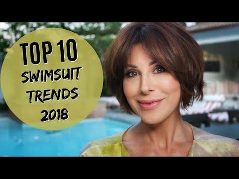 Top 10 Swimsuit Trends Summer 2018