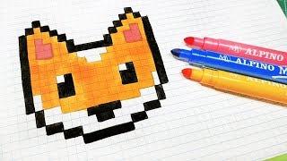 Mignon Pixel Art Kawaii Facile